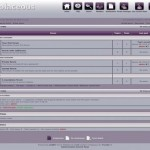 Abstract Violet Phpbb Style Theme