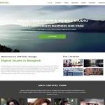 Mobile Responsive Portfolio CSS3 Template