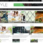 Clean Responsive Blogger Magazine Theme