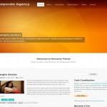 Responsive Corporate Drupal 7 Theme