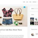 Clean Simple Blogger Responsive Theme