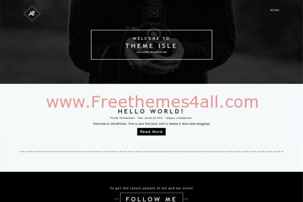 Three Free Wordpress Photo Gallery Themes