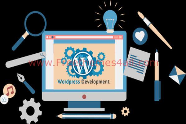 Know all About Wordpress Web Development