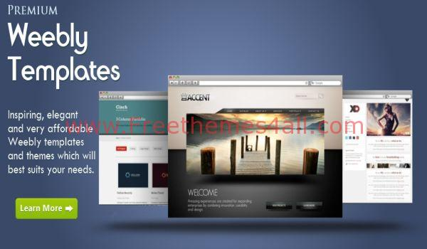 free weebly themes and templates - weebly vs web hosting with weebly which is the better