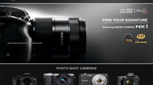 Black Photos Cameras Shop Joomla Them