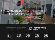 Responsive Business CoWorking Joomla Template